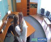 FakeHospital hot sex with doctor and nurse from မျိုးစန္ဒီကျော်အောကား doctor and chaitali video cosaniya nehwal xxx