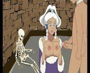 Spooky times 2 - YUE GETS CUM ON TITS (3-3) from cartoon spooky bonita ki pg xxx sexy 1