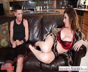 Sexy mom Sara Jay gets fucked and facialized from jay sexy porn