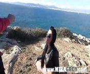 MIRA GREY - ABGEFICKT UND VOLLGEWICHST 3 from mira filzah cum