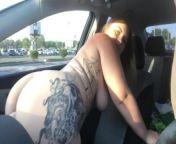 CAUGHT RIDING MY DILDO ON DASHBOARD PUBLIC VIDEO XX from videos xx comxx wxw sax