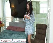 Naughty America - MILF with huge tits gets fucked on the bed from naughty america porns16 sal ki jawan ladki ki sex videos 3gp xvideos xx