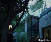 BLACKED Exhibitionist Naomi fucks BBC for voyeur neighbor from china mota big sex com